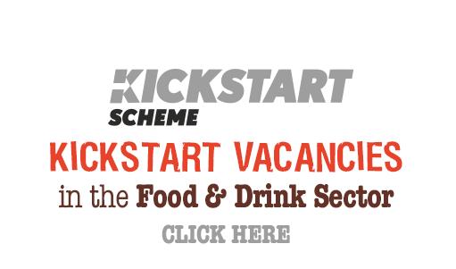 KickStart Vacancies in the Food & Drink Sector